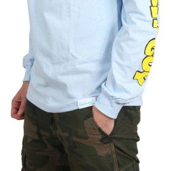 Diamond x Family Guy L/S T-Shirt - Powder Blue