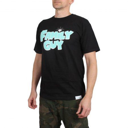 Diamond x Family Guy S/S T-Shirt - Black