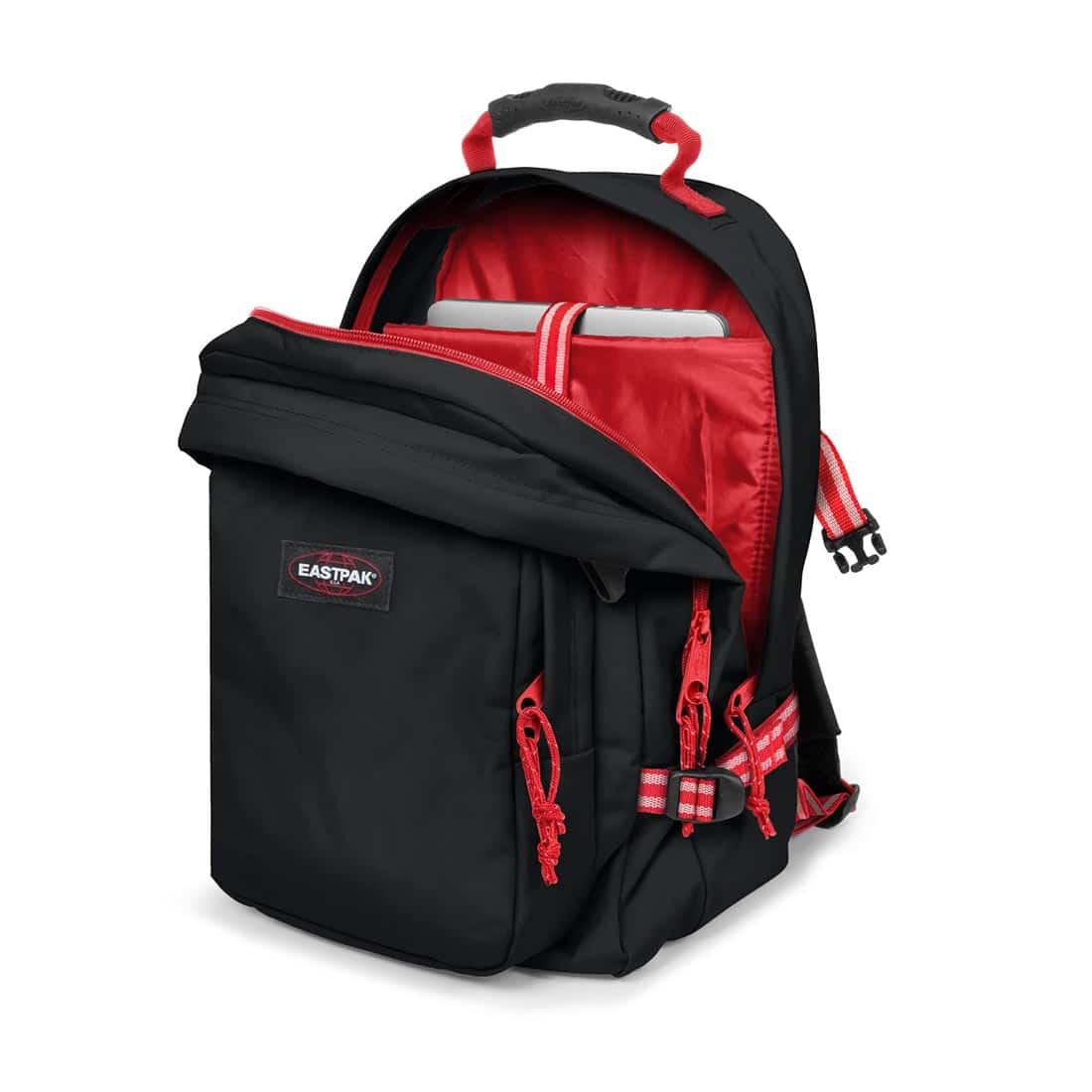 Eastpak Provider 33L Backpack - Blakout Dark