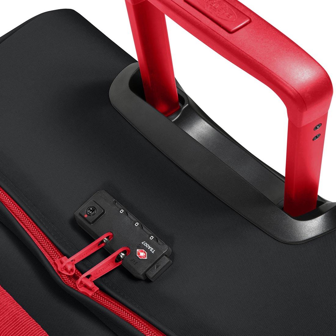 Eastpak Tranverz S 42L Carry On Suitcase - Blakout Dark