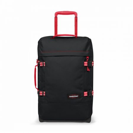 Eastpak Tranverz S 42L Carry On Suitcase - Blakout Dark