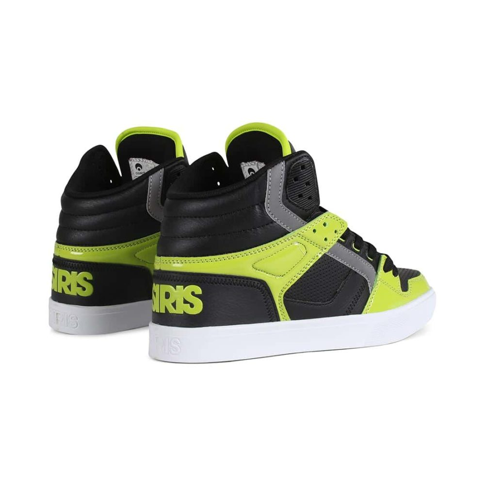 Osiris-Clone-High-Top-Shoes-Lime-Black-White-04