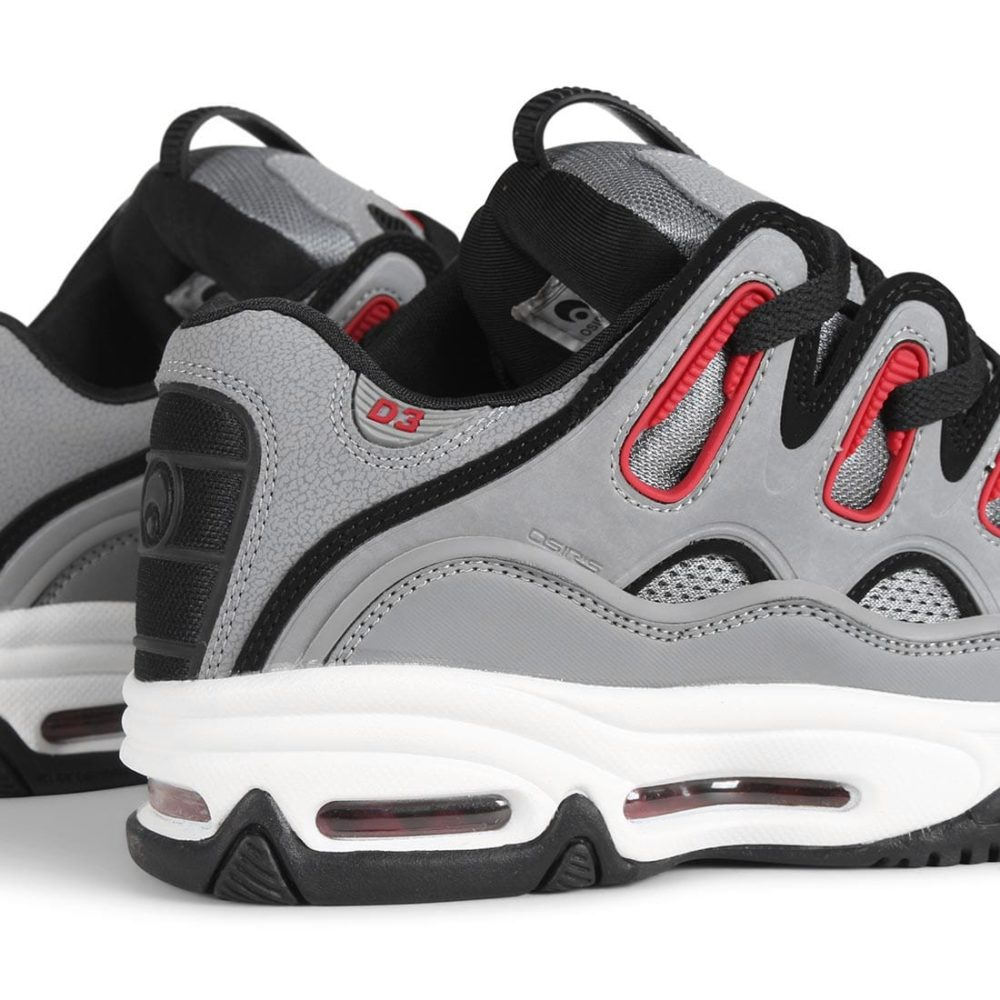 95b873e640adc0 ... Osiris-D3-2001-Shoes-Grey-Red-Black-5 ...