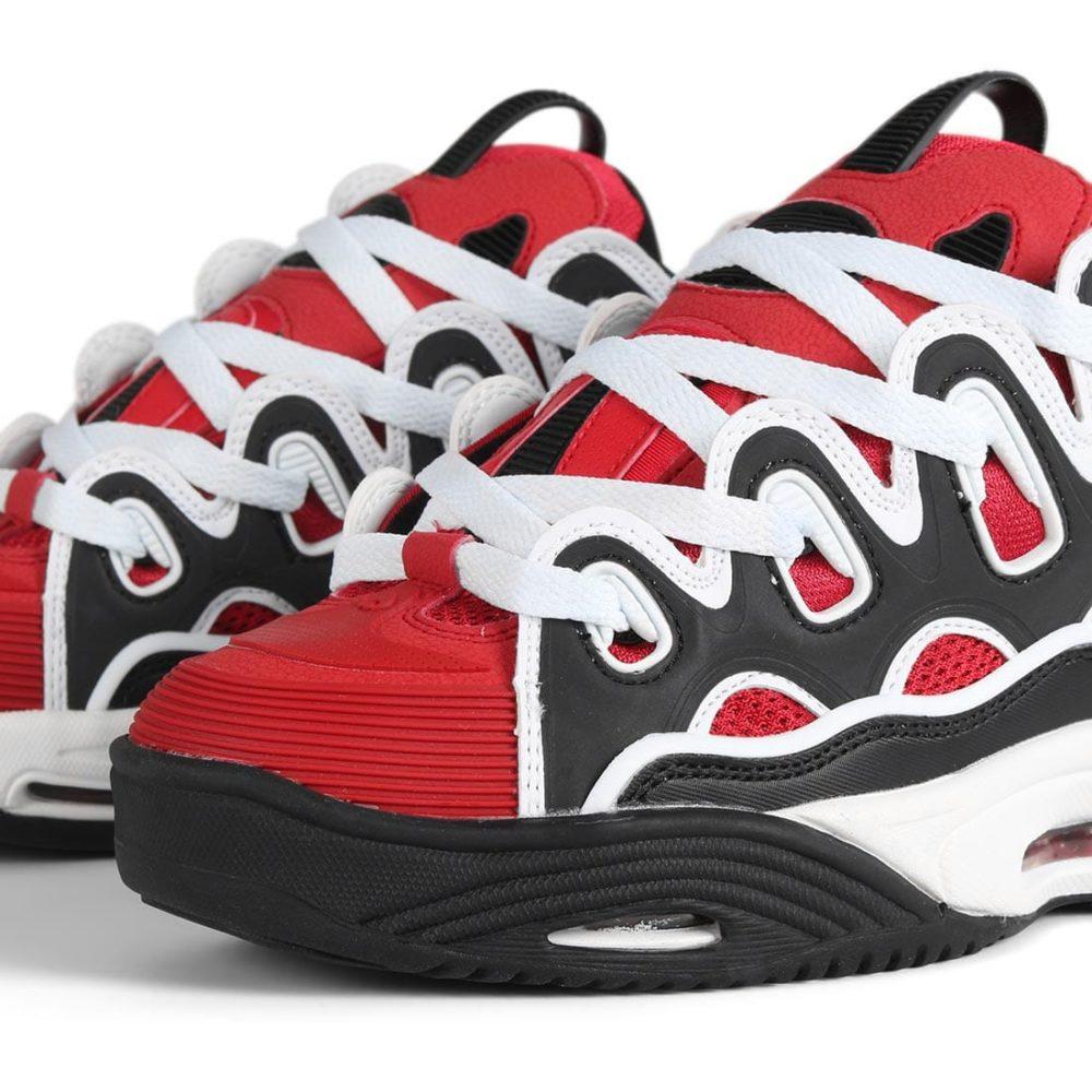 Osiris-D3-2001-Shoes-Red-Black-White-4