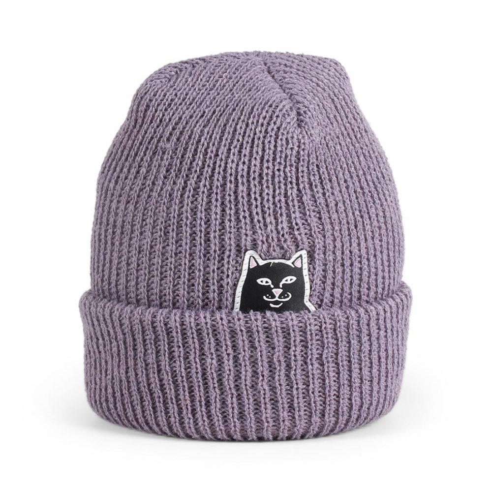 RIPNDIP-Lord-Jermal-Rib-Beanie-hat-Lavender-01