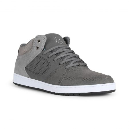 eS Accel Slim Mid Shoes - Dark Grey / Grey
