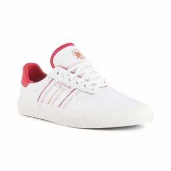 Adidas x Evisen 3MC Shoe - White