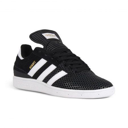 Adidas Busenitz Pro Shoes - Core Black / White / White
