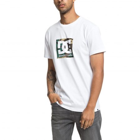 DC Shoes Camo Boxing Tee WBB0