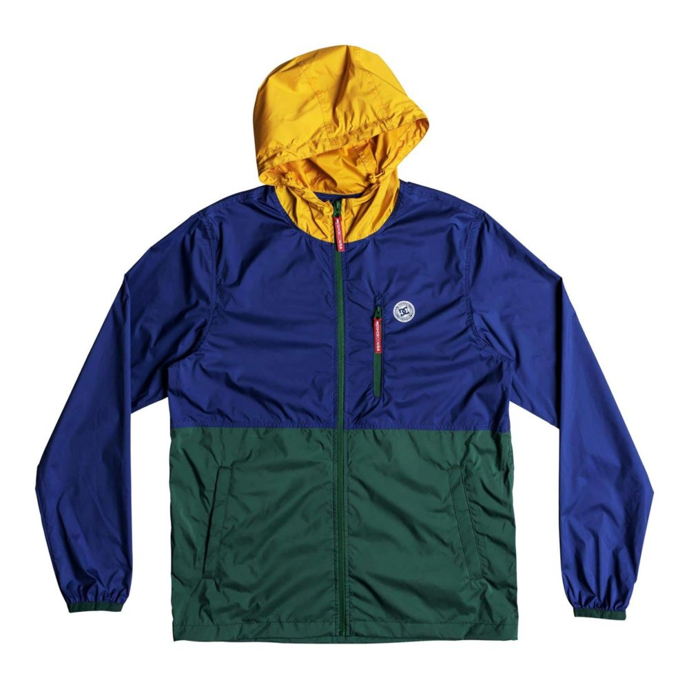 DC Shoes Dagup Triple Block Windbreaker Jacket BYB0 2