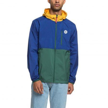 DC Shoes Dagup Triple Block Windbreaker Jacket BYB0