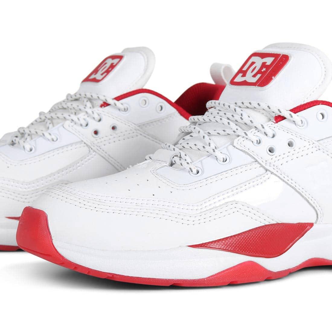 DC Shoes E Tribeka S JS - White / Red