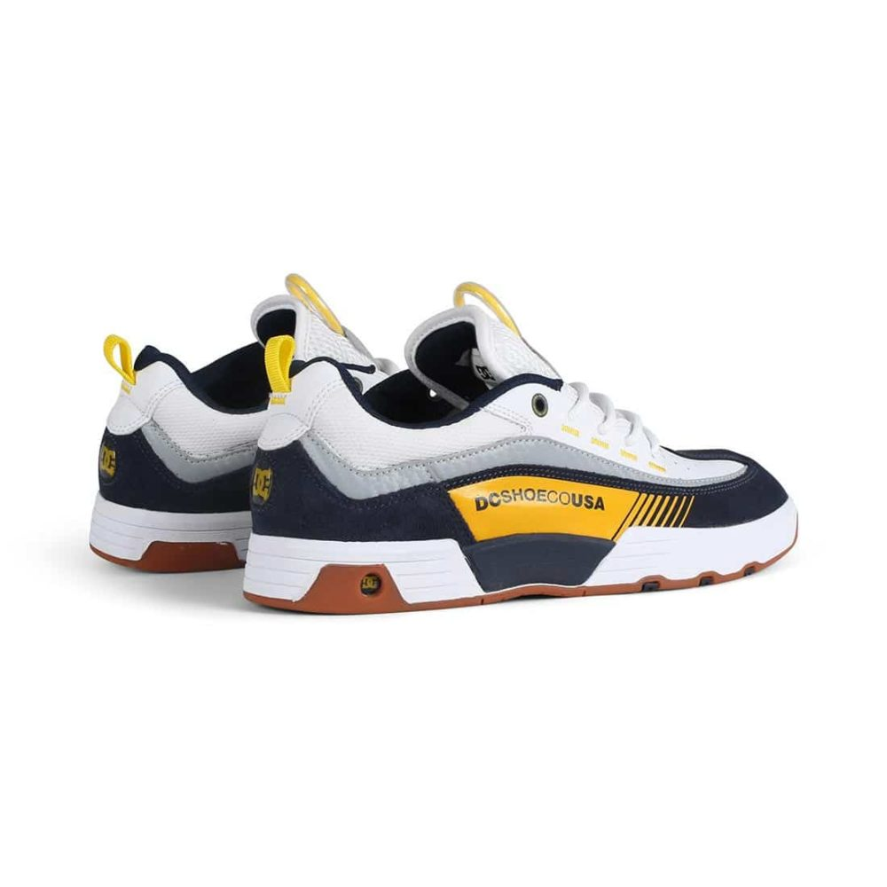 DC-Shoes-Legacy-98-Slim-S-White-Yellow-Blue-4