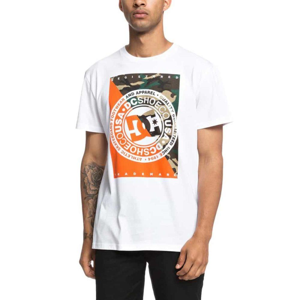 DC Shoes Warfare T Shirt WBB0 2