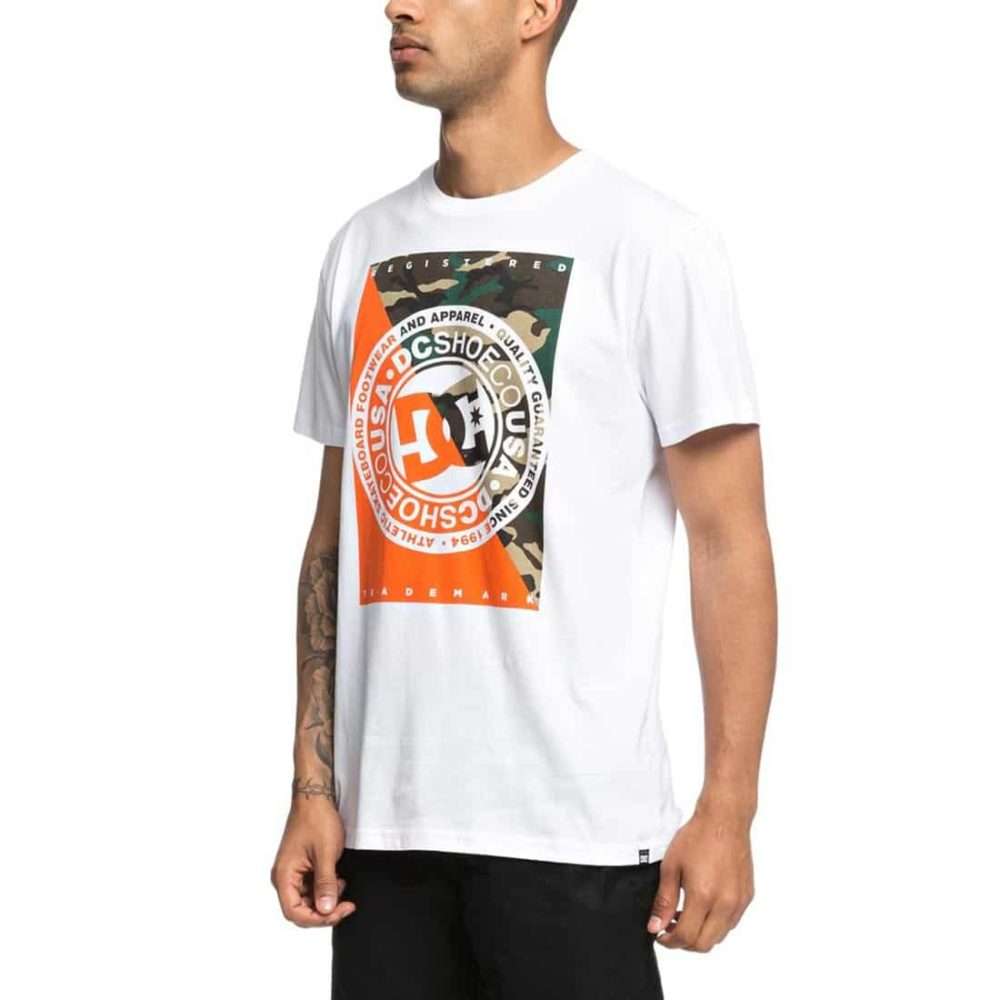 DC Shoes Warfare T Shirt WBB0 3