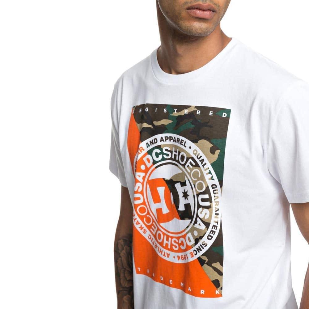 DC Shoes Warfare T Shirt WBB0 4