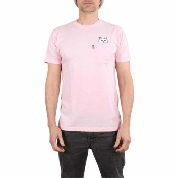 RIPNDIP Lord Nermal S/S Pocket T-Shirt - Baby Pink
