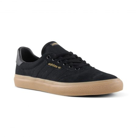 Adidas 3MC Shoes - Core Black / DGH Solid Grey / Gum