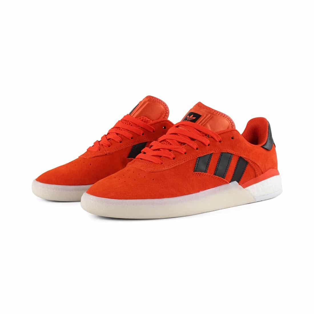Adidas 3ST.004 Shoes – Collegiate Orange / Core Black / White