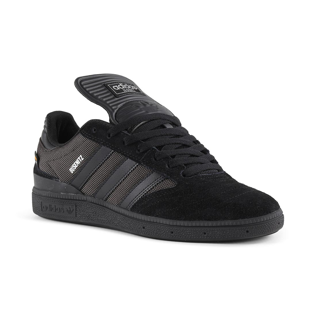 6538d13b386af Adidas Busenitz Pro Shoes - Core Black   Core Black   Core Black