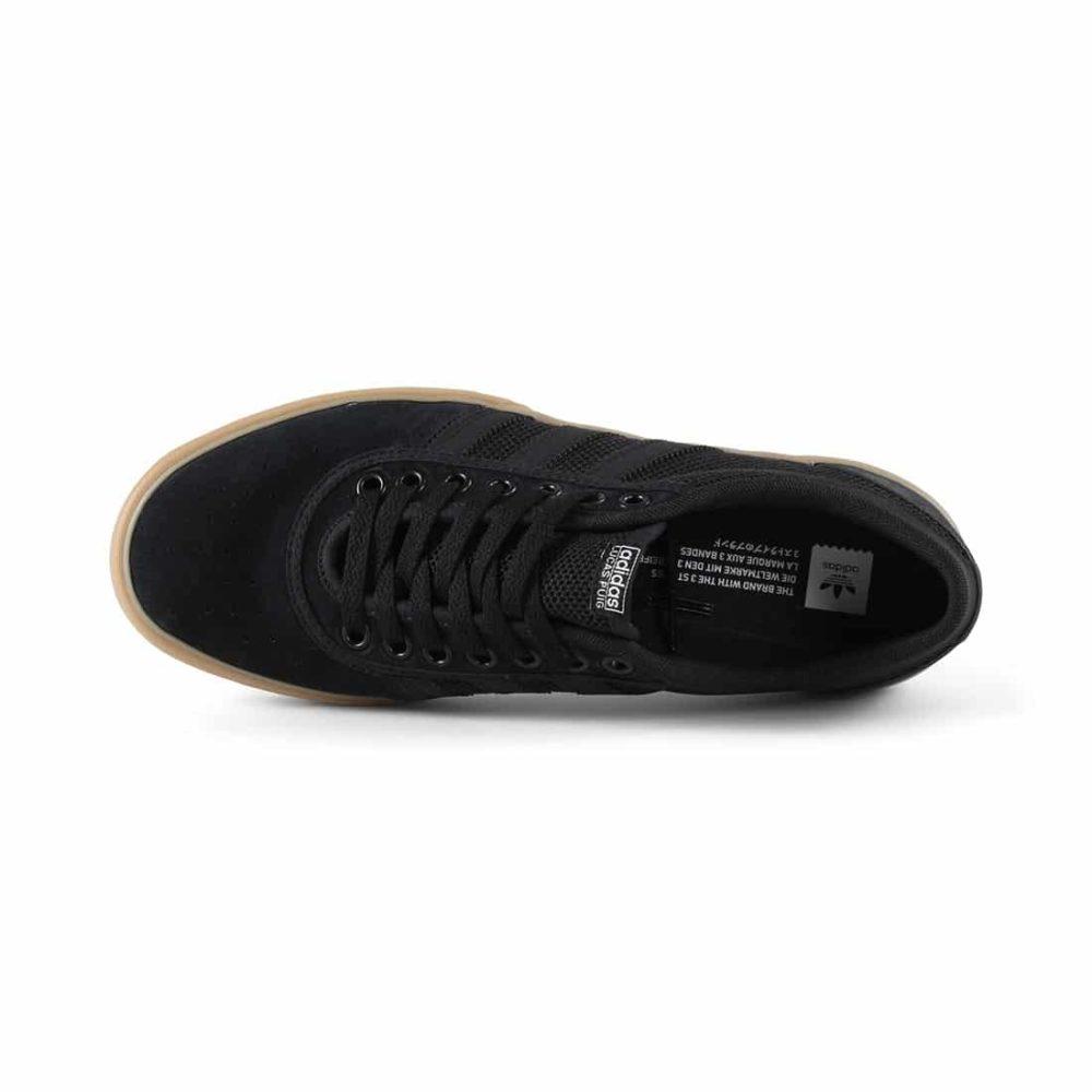 Adidas Lucas Premiere Shoes - Core Black / White / Gum (SS19)