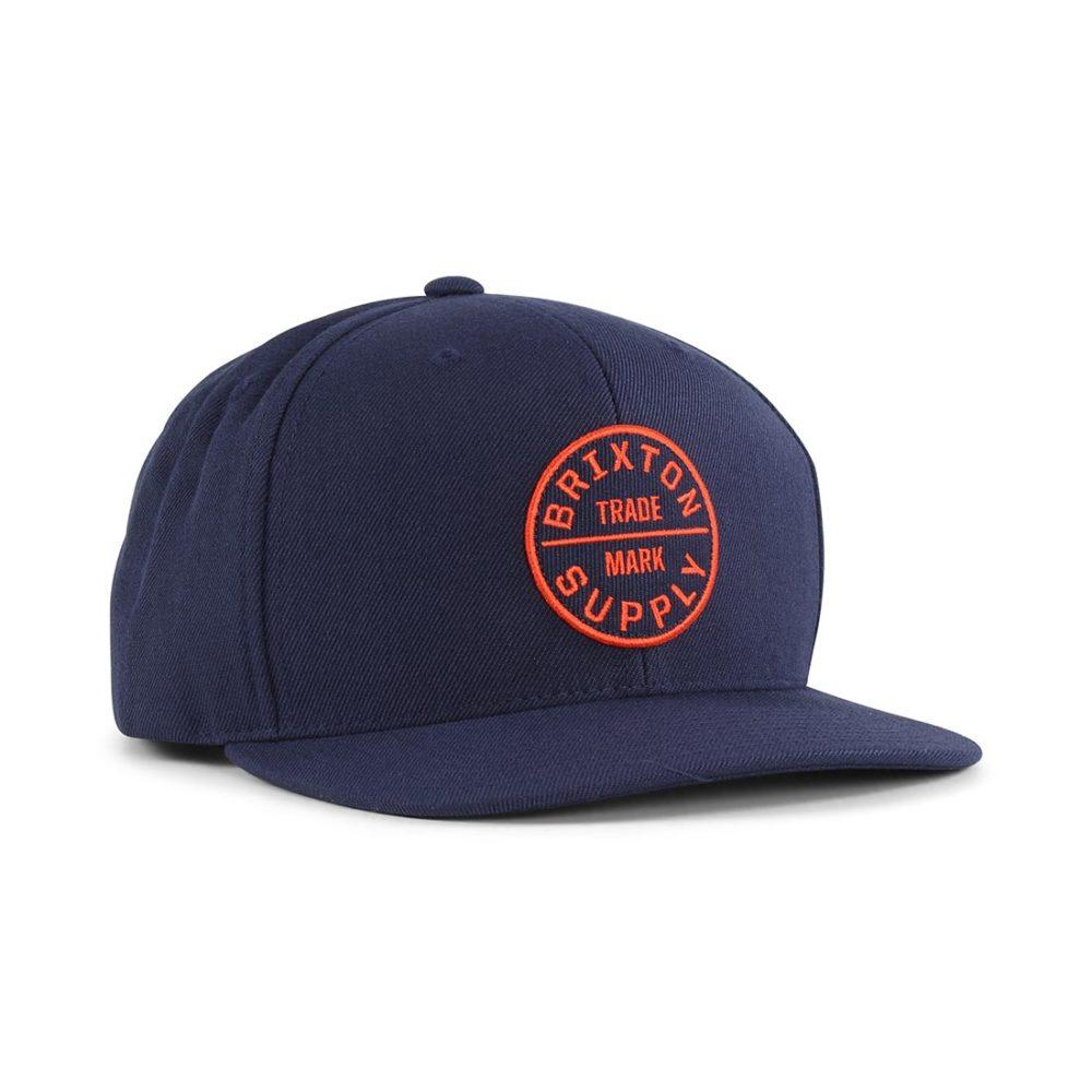 Brixton-Oath-III-Snapback-Hat-Patriot-Blue-01 ... 523b553f4bf