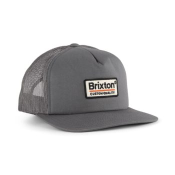 Brixton Palmer Mesh Back Cap - Grey