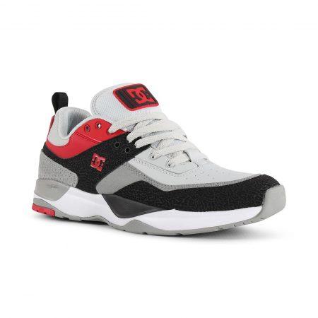 DC Shoes E Tribeka - Black / Athletic Red / Battleship