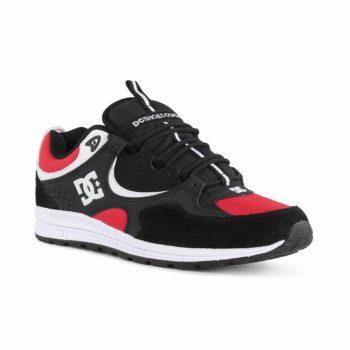 DC Shoes Kalis Lite - Black / Athletic Red / White