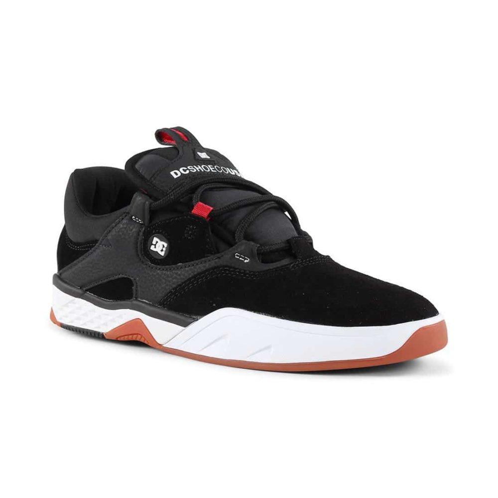 DC Shoes Kalis S – Black / White / Red