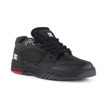 DC Shoes Maswell - Black / White / True Red