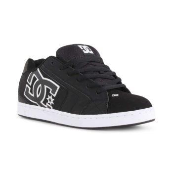 DC Shoes Net - Black / Black / White