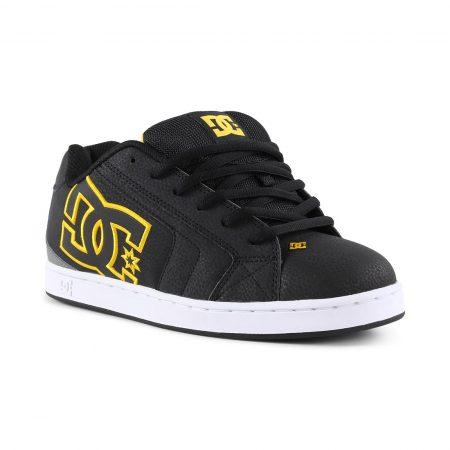 DC Shoes Net - Black / Gold
