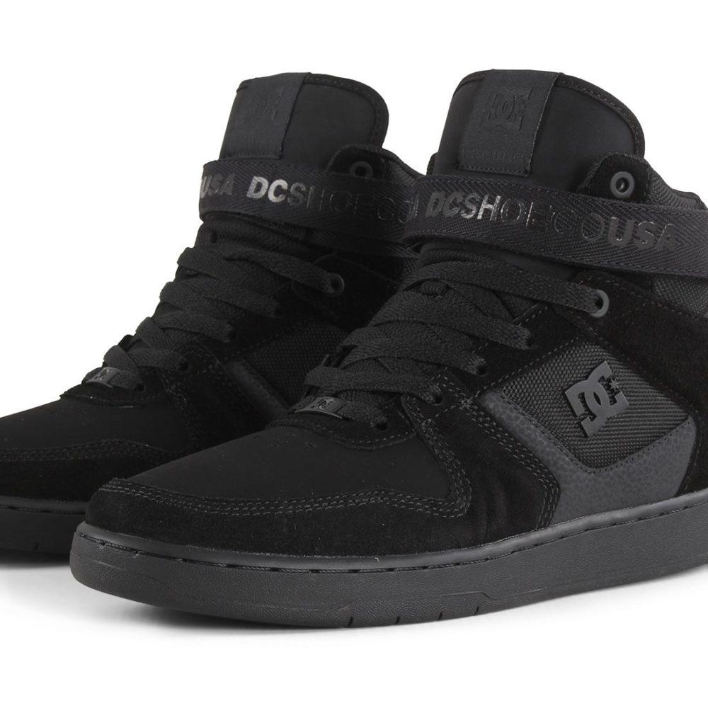 DC Shoes Pensford - Black / Black / Black