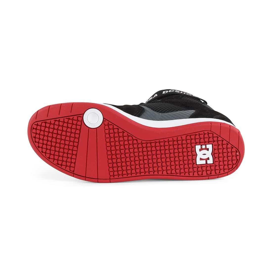 DC Shoes Pensford - Black / Dark Grey / Athletic Red
