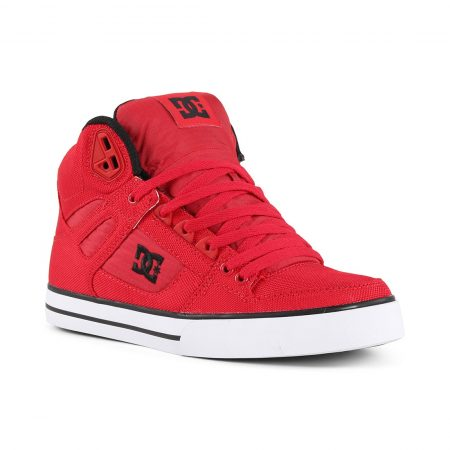 DC Shoes Pure High Top WC TX SE - Red