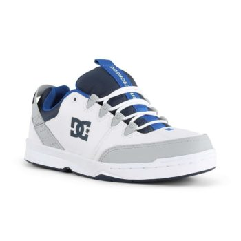 DC Shoes Syntax - White / Grey / Blue