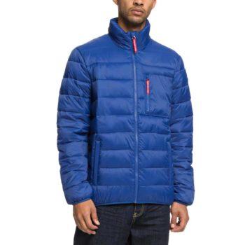 DC Shoes Tintern Lightweight Puffer Jacket - Sodalite Blue