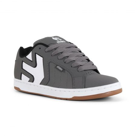 Etnies Fader 2 Shoes - Grey / White