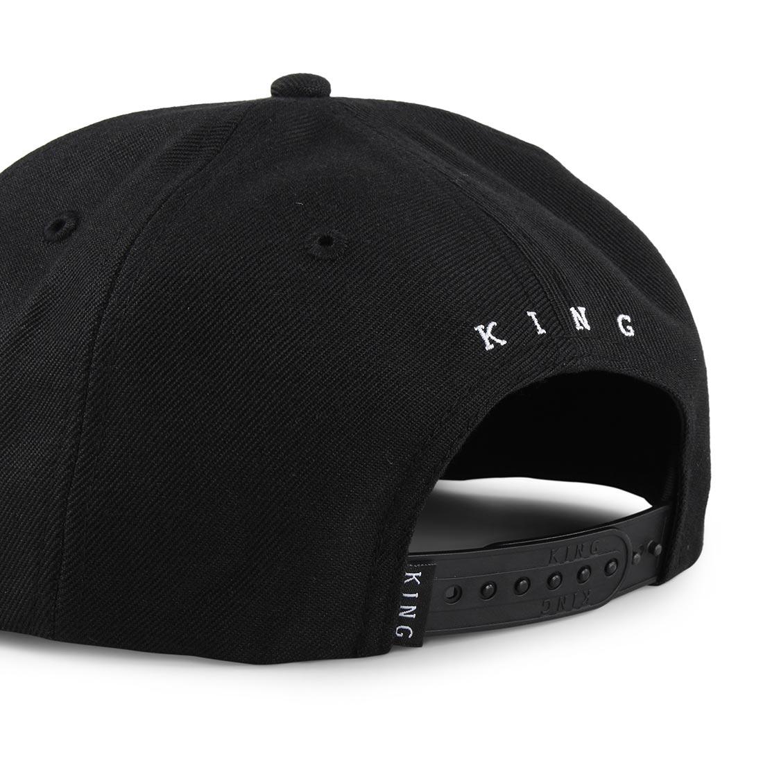 e5d1275a King-Progress-Snapback-Cap-Black-05