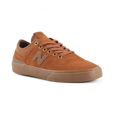 New Balance Numeric 379 Shoes - Brown / Gum