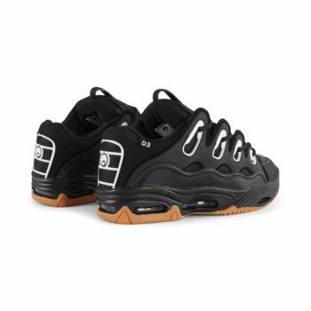 Osiris D3 2001 Shoes - Black / Gum