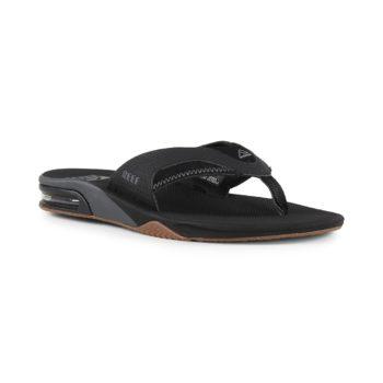 Reef Fanning Prints Sandals - Tan Topo