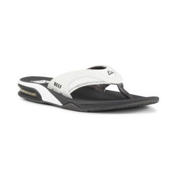 Reef Fanning Sandals - Grey / White