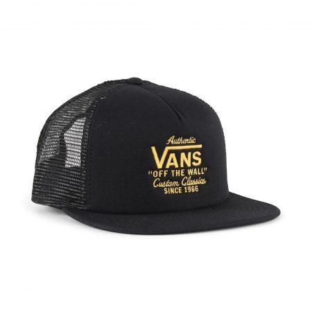 Vans Galer Trucker Hat - Black