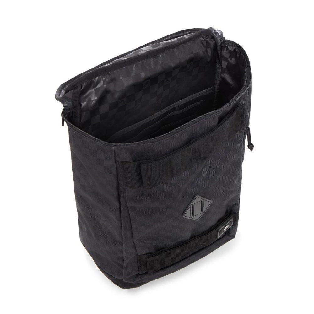 ded4f3aa63350 Vans Hooks Skatepack 24L Backpack - Black   Charcoal