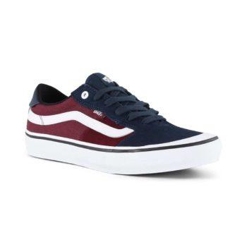 Vans Style 112 Pro Skate Shoes - Dress Blues / Port Royal