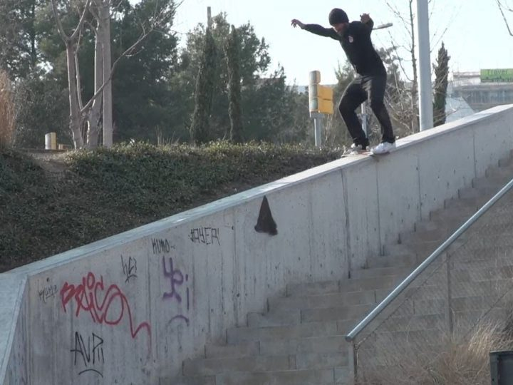 "Chris Haslam ""Sterling Golden"" Video Part"