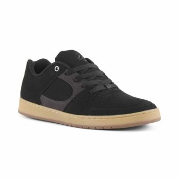eS Accel Slim Shoes - Black / Grey / Gum