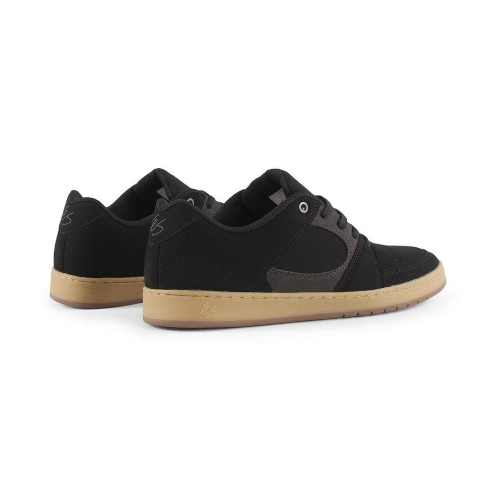 eS Accel Slim Shoes - Black / Grey / Gum